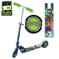 Ben 10 Monster In Line Scooter