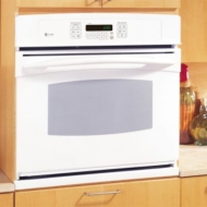 GE Profile 30 in. Electric Single Self-Clean Convection Wall Oven with SmartSet Control