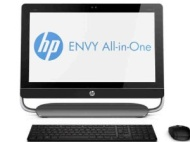 "HP Black Envy 23-C130 All-in-One Desktop PC with Intel Core i3-3220 Processor, 6GB Memory, 23"" Monitor, 1TB Hard Drive and Windows 8 Operating System"