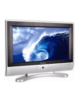 "Protron PLTV26 26"" Widescreen LCD TV- Silver"