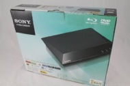 Sony BDP-BX110/S1100 Blu-ray Player with HDMI cable, Ethernet Streaming 1080p HD Video