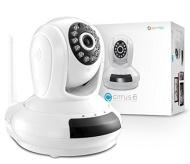 Spy Tec Cirrus i6 Indoor Pan / Tilt Cloud Security Camera