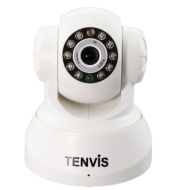 Original Tenvis professional Indoor mini wireless wifi security CCTV IP Camera webcam baby monitor JPT3815/JPT3815W, 2-way audio, night version, PT co