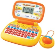 Vtech 80-120500 - Tote & Go Laptop - Orange
