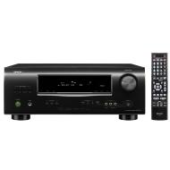 Denon AVR 1311 5.1 AV-Receiver (4x HDMI-Anschlüsse, Apple iPod Dock, 3D-Ready, 550 Watt) schwarz