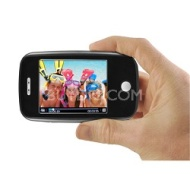"Ematic 8GB MP3 Video Player w/ built-in 3"" Touch Screen, 5MP Digital Video Camera and YouTube Ready Video Recorder"