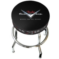 Fender Accessories 990230020 24-Inch Custom Shop Pinstripe Bar Stool