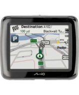 Mio Spirit M380 UK and ROI 3.5in Sat Nav with case