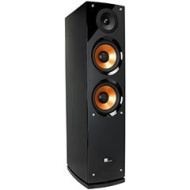 Pure Acoustics Supernova Series 2-Way 6.5-Inch Tower Speaker With Lacquer (Each)