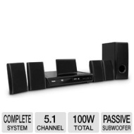 Alco Electronics RCA RTD396 DVD Home Theater System