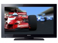 "Sony KLV-32BX320 32"" HD ready Black LCD TV"