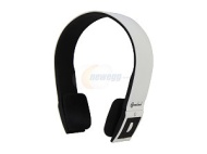 Syba CL-AUD23029 Bluetooth V2.1 Sport Band Stereo Headset - Retail Packaging - White