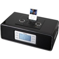 Teac HD-1 - Clock radio with iPod cradle