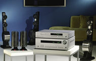 Anthony Gallo Acoustics Reference 3 Speaker System and Arcam AVR300 A/V Receiver and DV79 DVD Player