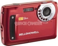 "Bell+Howell S7 12 Megapixel Compact Camera - Red (2.7"" LCD - 2592 x 1994 Image - 720 x 480 Video - PictBridge)"
