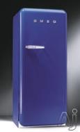 Smeg Freestanding Top Freezer Refrigerator FAB28U