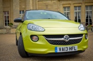 Vauxhall Adam IntelliLink and Advanced Park Assist