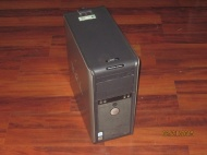 Dell Optiplex 620 Desktop Computer, Intel Pentium D 3.4Ghz CPU, 2GB DDR2 Memory, 160GB Hard Drive, WiFi, DVD/CD-RW Optical Drive, Microsoft Windows XP