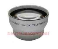 HI DEF 2X TELEPHOTO LENS NEW FOR CANON POWERSHOT S2 IS