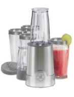 Sensio 13330 Bella Cucina 12-Piece Rocket Blender Platinum Edition