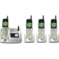 V-Tech 5.8GHz 4 Handset Cordless Phone System with Answering Device and Caller ID (VT5883)