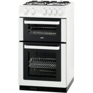 Zanussi ZCG561FW_WH Cooker In White