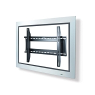 "Atdec TH-32-60-UFB Fixed Wall Mount for 32"" to 60"" Displays (Black)"