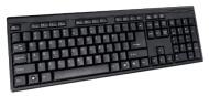 CiT USB/PS2 Combo Keyboard - Black