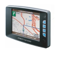 Fine Drive 500 Portable in-car navigation system