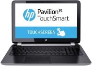 HP Pavilion TouchSmart 15