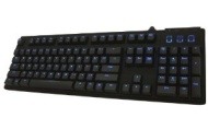 Max Keyboard Nighthawk X8 Blue Backlit Mechanical Keyboard