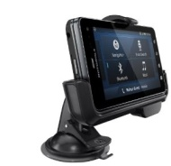 Motorola - Cellular phone charger/holder for car - for Motorola DROID 3