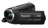 Panasonic HC-V201 Light Weight HD Digital Camcorder (black)