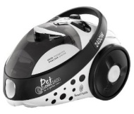 Russell Hobbs Pet  Cyclonic Bagless Vacuum for Homes with Pets