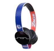 SOL REPUBLIC Tracks Washington State University Classic Headphones with Inline Mic and Remote for Apple
