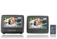 "Axion 7"" Dual Portable DVD Player"