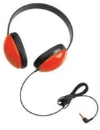 Global Marketing Partners Califone First Stereo Headphone (2800-RD)