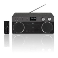 JVC RD-D90 Wireless Hi-Fi System - Black