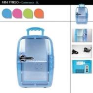 mini frigo convertible chaud ou froid 6l vert - Frigo Bleu