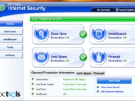 PC Tools Internet Security 8.0