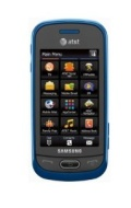 Samsung Eternity II A597 Unlocked GSM Phone with Touchscreen, Mobile TV, Social Networking, 2MP Camera, Video, GPS, Bluetooth, MP3 Player and microSD