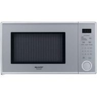 Sharp 1.1 Cu. Ft. Microwave-Silver