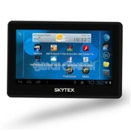 Skytex Skypad Touchscreen Google Android 4.0 Multi Media Tablet
