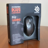 SteelSeries Ikari Laser - Mouse - laser - 5 button(s) - wired - USB