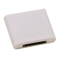 Wireless Bluetooth Music Receiver - 30pins (White)