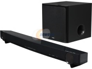 Yamaha YAS-101BL Front Surround System, Piano Black