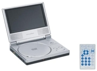 Accurian APD-3955 7-Inch Widescreen Portable DVD Player
