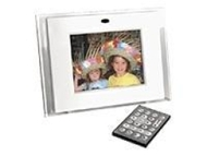 EDGE Digital Picture Frame Plus MP3 Player