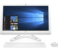 "HP 24-e030na 23.8"" All-in-One PC - White"