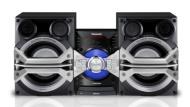 Panasonic SC-AKX58EB-K 1500W Mini Hi-Fi CD System with Wireless Audio Streaming
